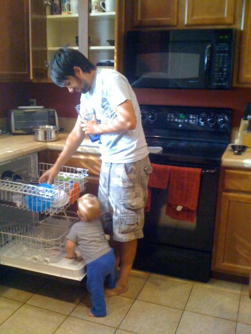 Helping Dadda